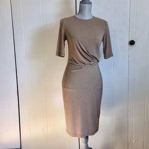 Banana Republic dress half sleeve size XS